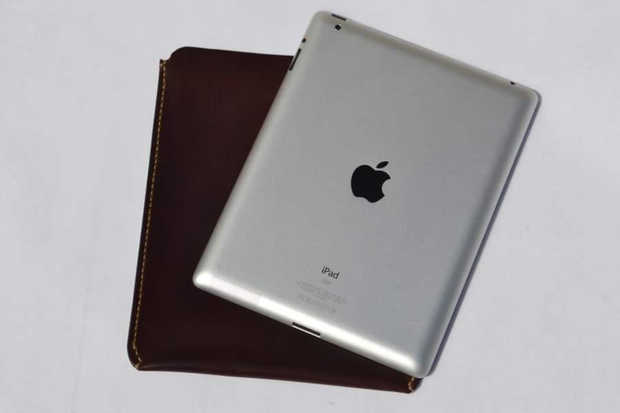 iPad dark Brown 1